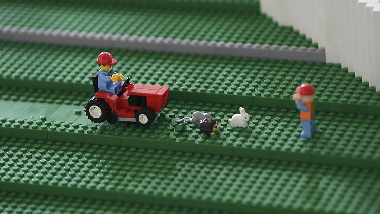 Lego hat in der Schweiz Marktanteile verloren. (Archivbild)