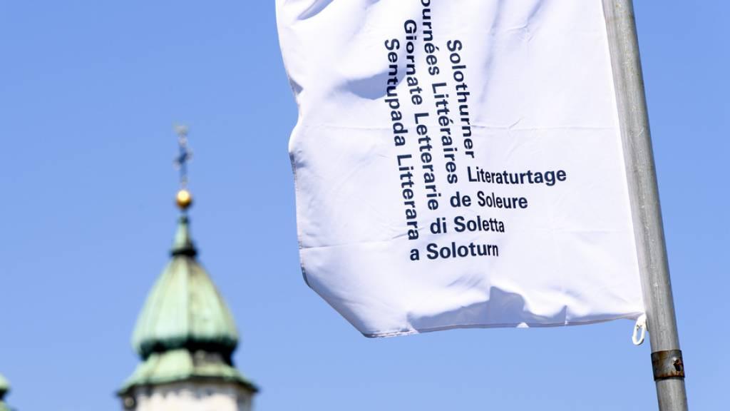 Die 43. Solothurner Literaturtage sind am Sonntag zu Ende gegangen. Das Literaturfestival hat zwar im Netz stattgefunden - doch das Publikumsinteresse war höher, als die Veranstalter zu hoffen gewagt hatten. (Archivbild)