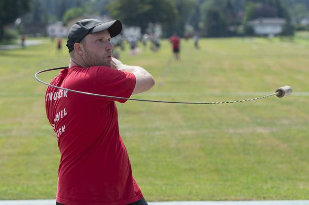 Trainer Michael Spichiger