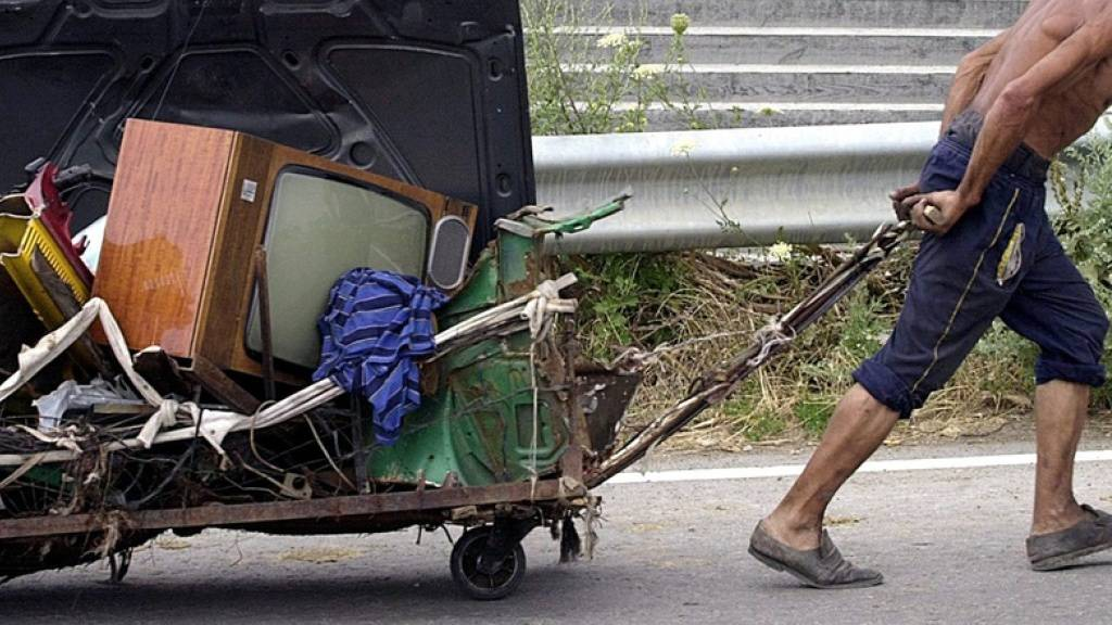 Armut nimmt in EU weiter ab