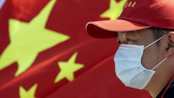 Laut der EU verbreitet die chinesische Regierung gezielt Falschinformationen gegenüber der Bevölkerung rund um das Coronavirus. (Symbolbild)