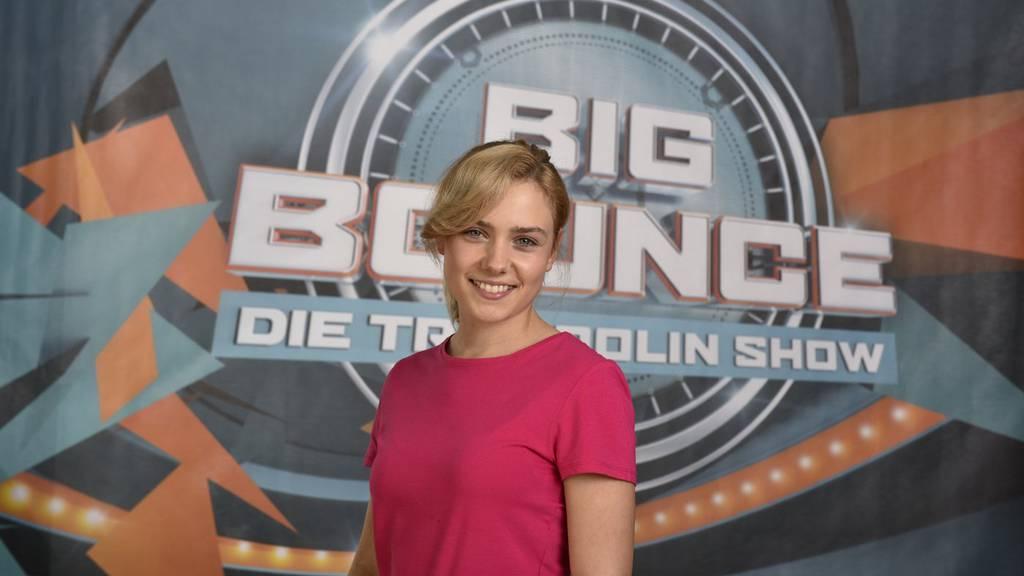 Marie Wegener geht beim 1. Big Bounce Promispecial an den Start