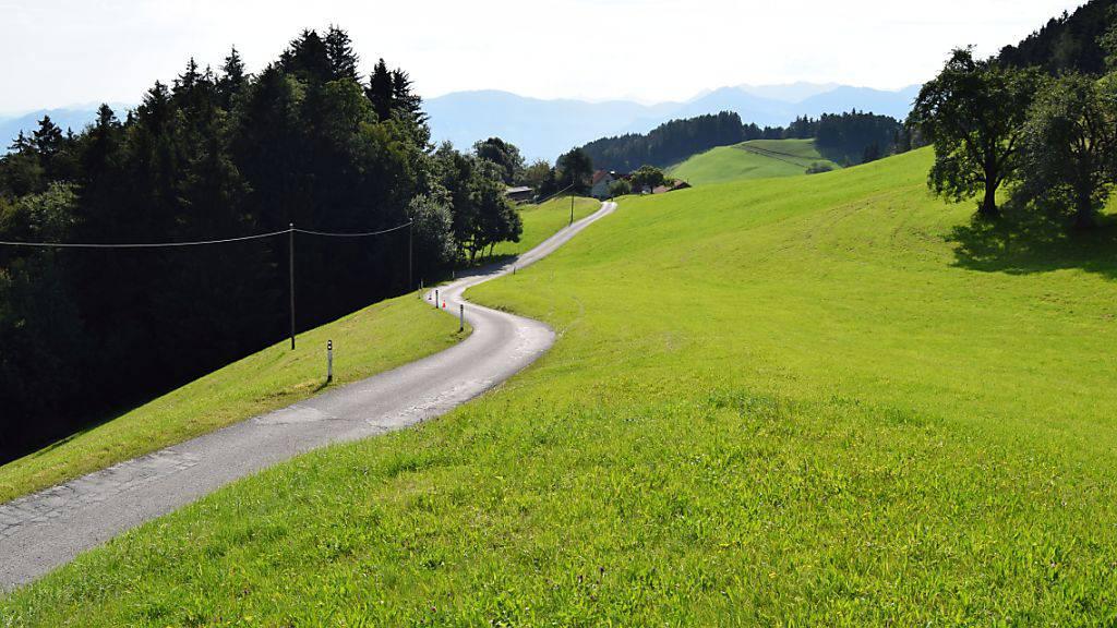 52-jähriger E-Bike-Lenker bei Sturz in Oberegg verletzt
