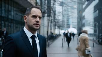 Urs Blank (Moritz Bleibtreu) in der Verfilmung von Martin Suters Roman «Die dunkle Seite des Mondes».Filmcoopi