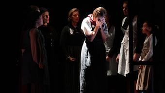Grosses Welttheater gibt es auch auf den kleinen Bühnen, findet Annemarie Pieper. (Bild vom Theater Olten)