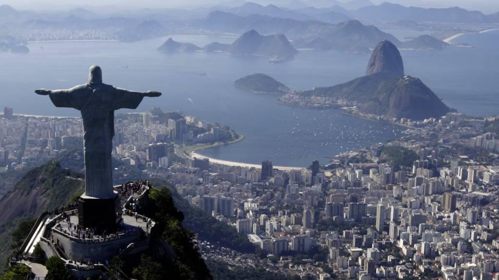 Die Notenbank Brasiliens hat am Mittwoch die Leitzinsen des Landes auf einen rekordtiefen Wert gesenkt. (Symbolbild)