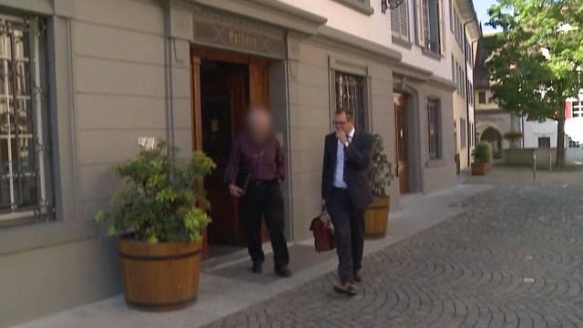 Unfallfahrer von Büttikon zu Geldstrafe verurteilt