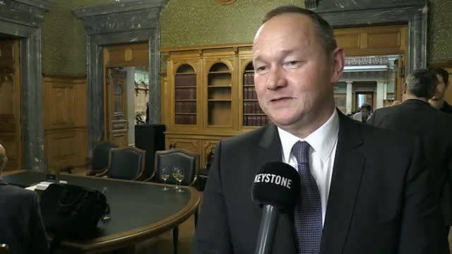 Das sagt Nationalratspräsident Jürg Stahl zu seiner Wahl