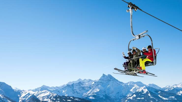 Rückkehrer aus Österreich? Schweizer Wintertouristen drängen nicht mehr ins Nachbarland.