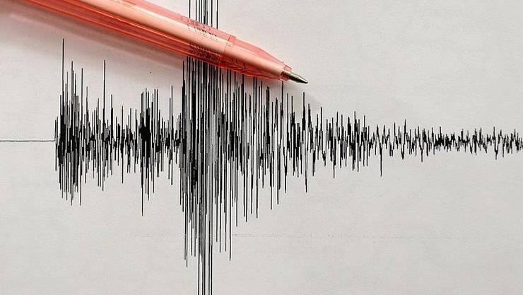 Erdbeben der Stärke 4,6 in der Steiermark.
