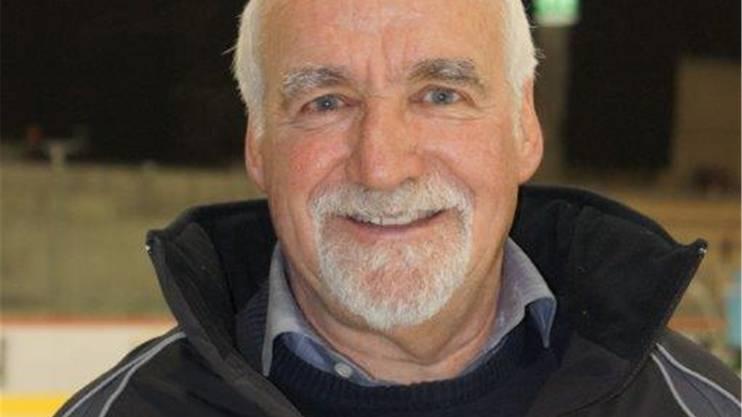 Walter Ulrich, Präsident EHC Zuchwil Regio