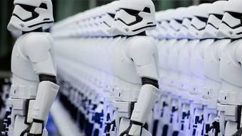 """Der grosse Absatz von """"Star-Wars""""-Figuren lässt den Umsatz des Spielzeugherstellers Hasbro ansteigen. (Archiv)"""