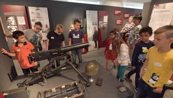 Ferienpass Grenchen vor 100 Jahren im Kultur-Historischen Museum