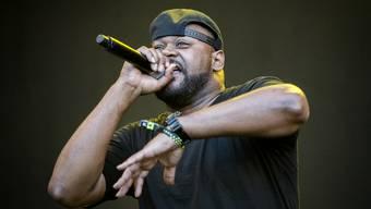 """Der Wortakrobat Ghostface Killah vom legendären Wu-Tang Clan ist das Highlight am """"Make the Hood Look Good"""" Festival."""