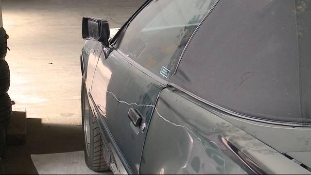 Oldtimer-Vandalen verursachen 20`000 Franken Schaden