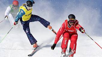 Mike Schmid letzte Woche in Davos