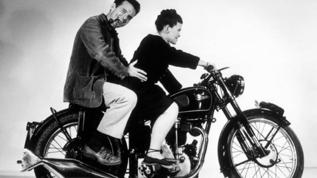 Ein Power-Paar in Sachen Design: Das Vitra-Museum in Weil am Rhein widmet Charles und Ray Eames eine grosse Retrospektive.