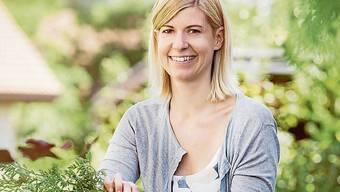 Gemüse ist ihre Leidenschaft: «Miss Broccoli» Moana Werschler.
