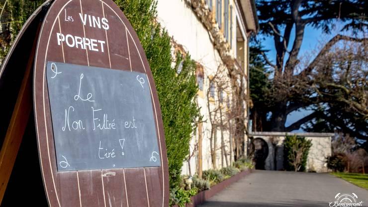 Der Non Filtré ist da! Jeweils am dritten Mittwoch im Januar lancieren die Winzer in Neuchâtel ihre Chasselas-Spezialität.