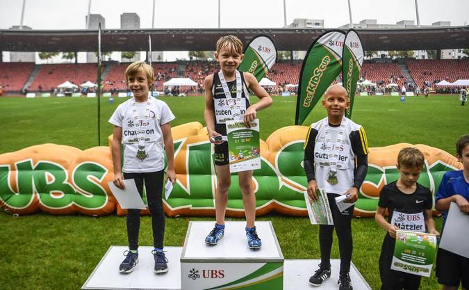 Der UBS Kids Cup gilt als Sprungbrett für Nachwuchstalente und ist mitverantwortlich für den starken Auftrieb in der Schweizer Leichtathletik.