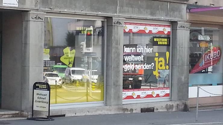 Western Union Filialen