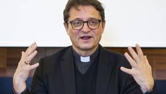 «Bitten um Entschuldigung»: Bischof Felix Gmür, Präsident der Schweizerischen Bischofskonferenz.