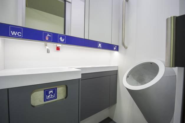 WC-Modul «Toilino»: Der Kassenschlager der Schreinerei Schneider AG erweist sich als Klumpenrisiko.