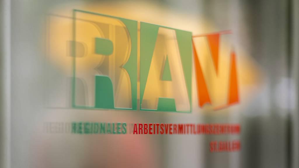 Das RAV an der Unterstrasse in St. Gallen.