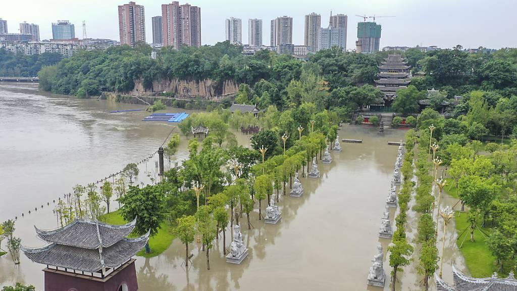 Überschwemmungen: Mehr als 200 Tote in diesem Sommer