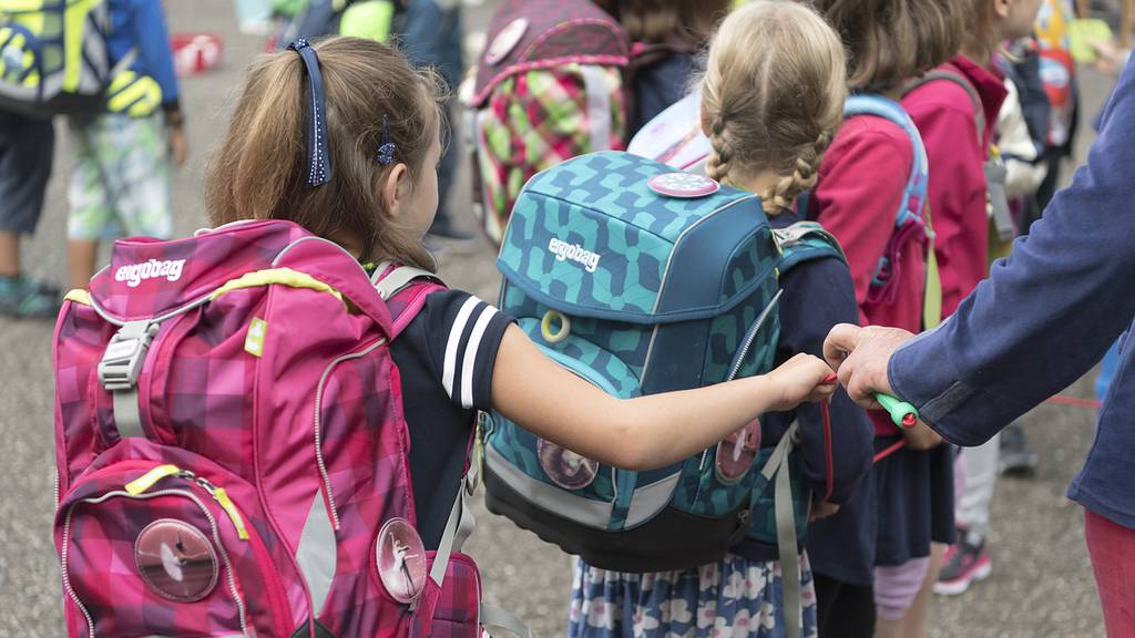 Bilanz zur Aktion Schulbeginn der Regionalpolizei Aargau