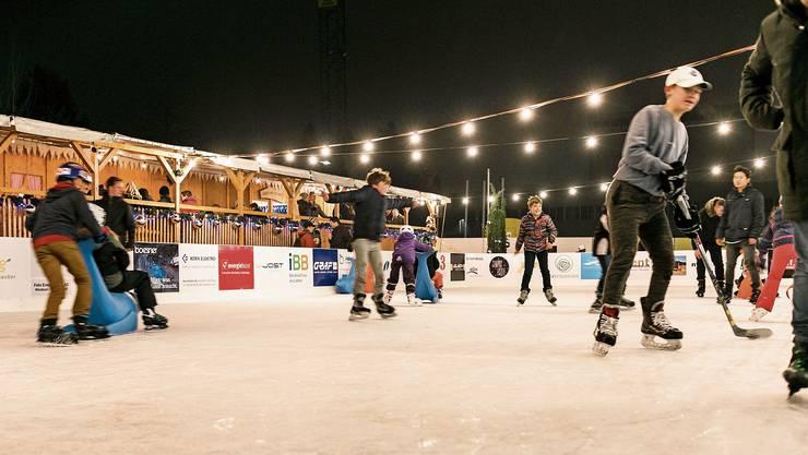 Eine weitere erfolgreiche Campus-Eiszeit-Saison ist Geschichte.