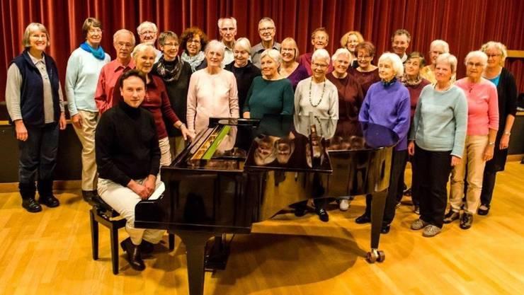 Seit 90 Jahren probt der Reformierte Kirchenchor Windisch regelmässig.
