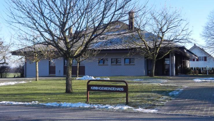 Die Tagesstruktren sollen im Kirchgemeindehaus starten.