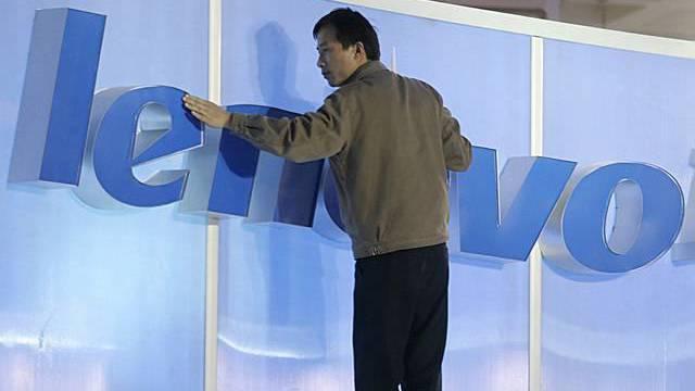 Mit der Übernahme würde Lenovo zum drittgrössten PC-Hersteller der Welt aufsteigen (Archiv)