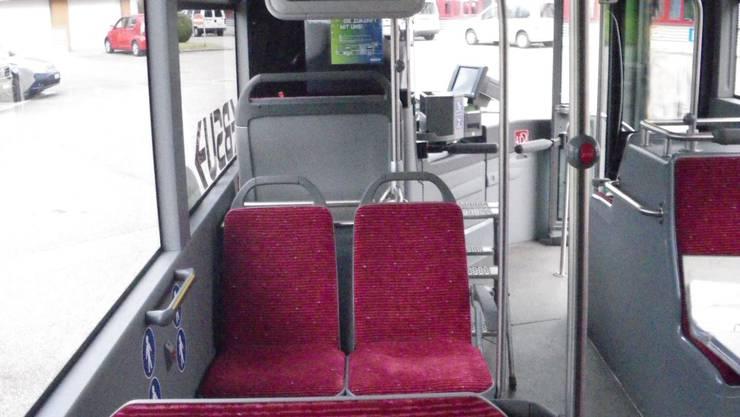 Schweizer Busse fahren oft fast leer herum. (Symbolbild)