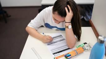 Matura-Prüfungen finden dieses Jahr wohl nicht in allen Kantonen statt.