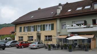 Ist in neuen Händen: Der Gasthof Post in Oensingen.