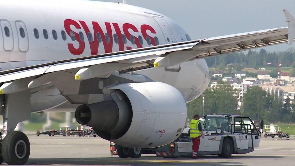 Sicherheitsmängel bereiten Swiss Sorgen