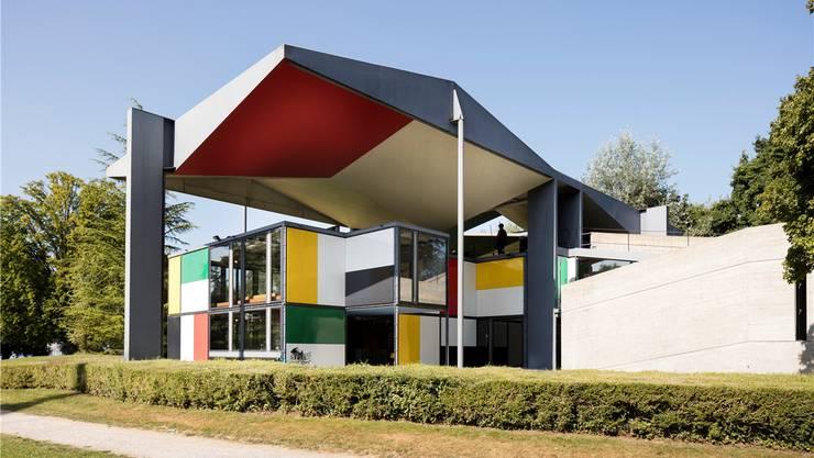 Das Corbusier-Haus an der Blatterwiese beim Zürichsee ist Heidi Webers Lebenswerk. Jetzt ist sie enttäuscht von der Stadt, die ihren Namen tilgte.