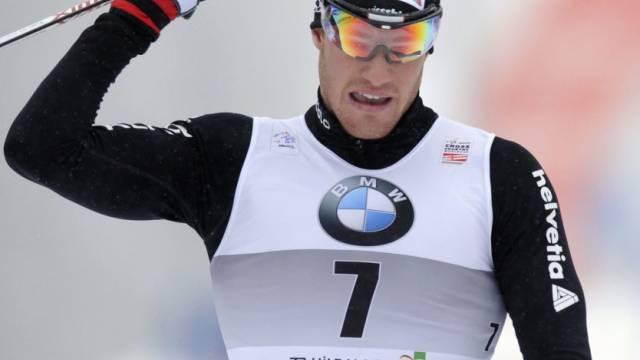 Dario Cologna vermochte auch in Oberstdorf zu überzeugen