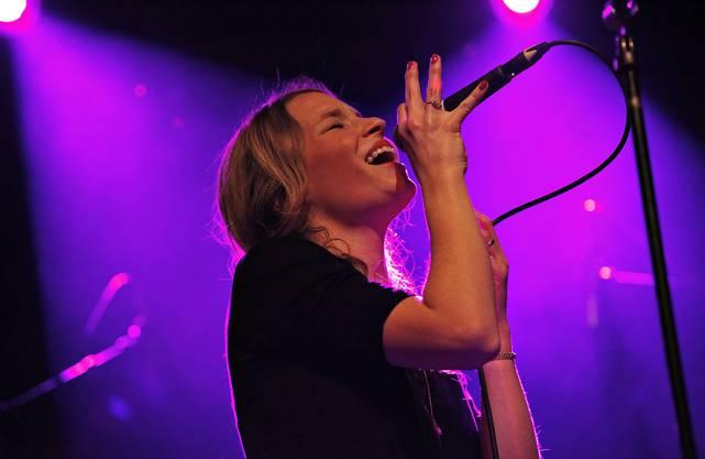 Anna Rossinelli singt im Kofmehl