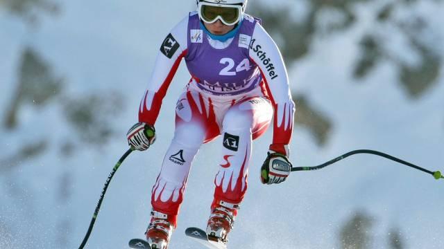 Für Maria Holaus ist die Olympia-Saison wohl vorbei