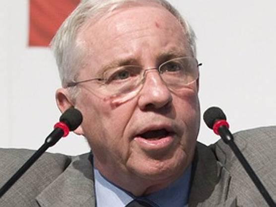 SVP-Politiker Christoph Blocher (Archiv)