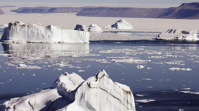 Rohstoff-Ausbeutung ist eine Gefahr für die Arktis. (Symbolbild)