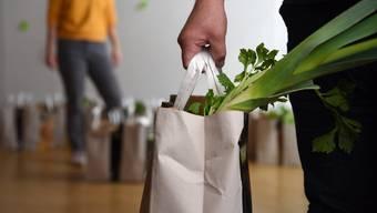 Mit dem Hilfspaket will die Katholische Kirche Bern den Zugang zu Lebensmitteln gewährleisten.