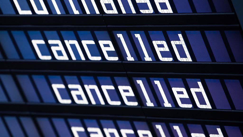 Lufthansa streicht Flüge wegen Software-Panne