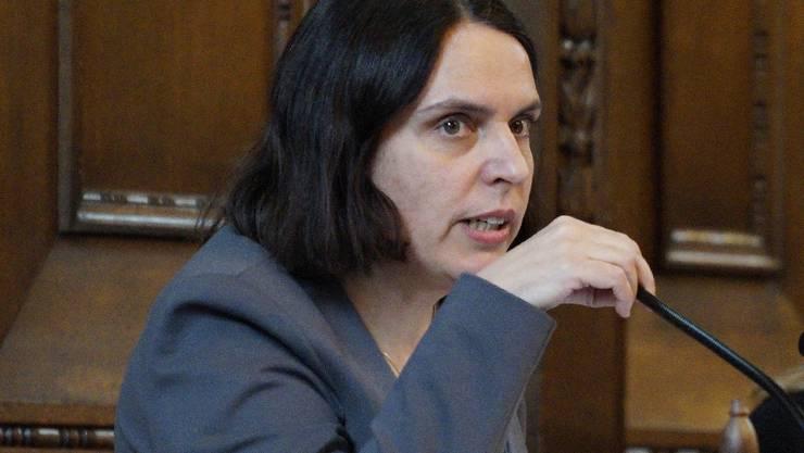 Ob Kommissionen mehrheitsfähige Kompromisse im offenen Austausch finden können, hänge vom Vertrauen ab, sprach Grossratspräsidentin Elisabeth Ackermann Ratskolleginnen und -kollegen ins Gewissen.