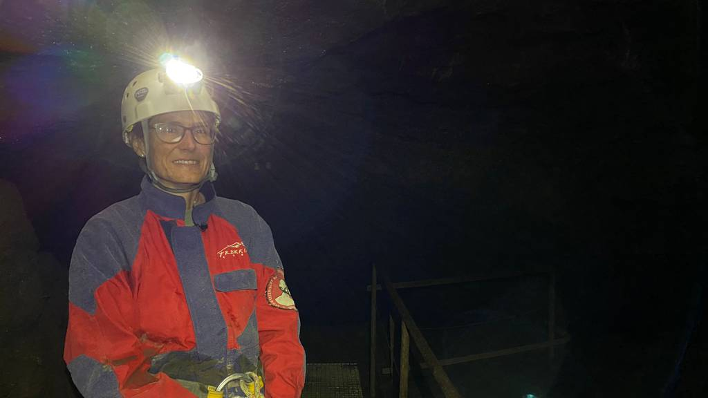 Mit einer Höhlenführerin im Hölloch: «Es ist eine Welt für sich»