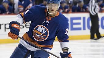 Letzte Saison kam Luca Sbisa für die New York Islanders nur zu neun Einsätzen