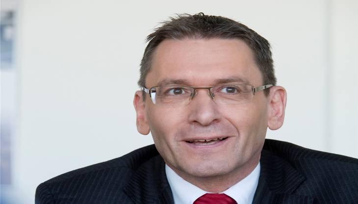 Pirmin Bischof (55), CVP-Ständerat, Solothurn
